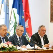 Gyomaendrődön ülésezett a megyei közgyűlés